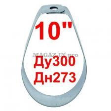Хомут петля грушевидной формы 10 для спринклерных систем
