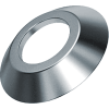 шайба тарельчатая пружинная оцинкованная din 6796 диаметр 10 мм