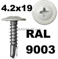 Цвет RAL 9003 сигнально-белый