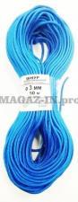 шнур полипропиленовый плетеный 16 прядный 3 мм