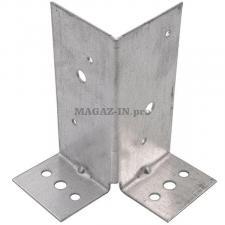 используется для установки столба с одной или с двух сторон столба или колонны